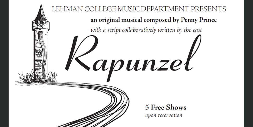 Photo of Lehman College's Original Musical Repunzel by Penny Prince