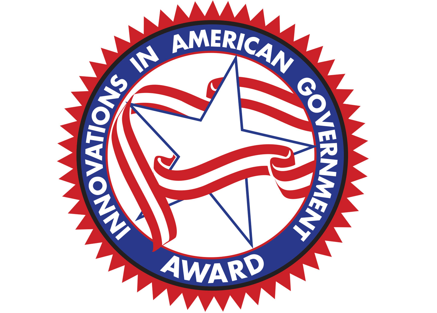 Logo of Harvard Ash Center Innovators in American Government Award
