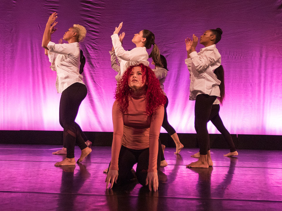 Lehman Dance Company Premieres Work from New Artistic Director